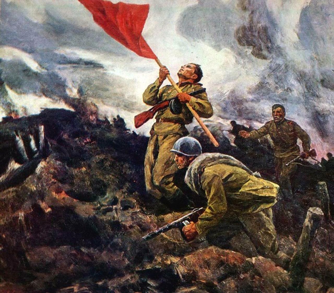 ... Отечественная война в живописи: subscribe.ru/group/nostalgiya-po-sssr-i-nashemu-detstvu/11920828