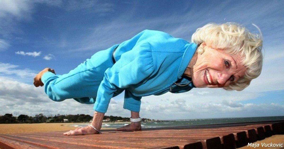 4 упражнения, которые взрослые люди обязаны делать каждый день