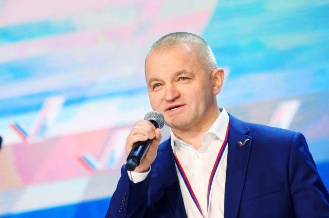 Глава исполкома ОНФ назначен на пост замполпреда президента в ЦФО - СМИ