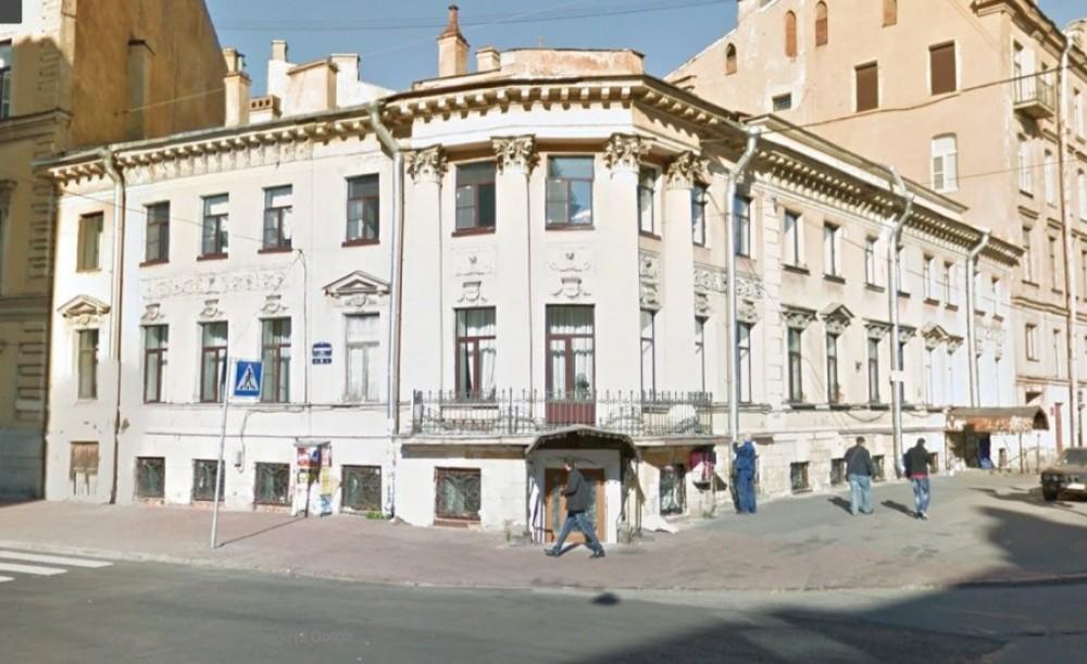 Засыпанный Санкт-Петербург. Часть 2