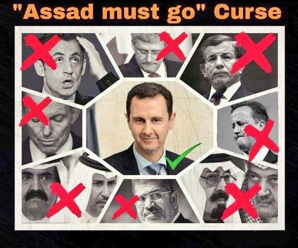 The Washington Post оплакивает остающегося Асада крокодильими слезами