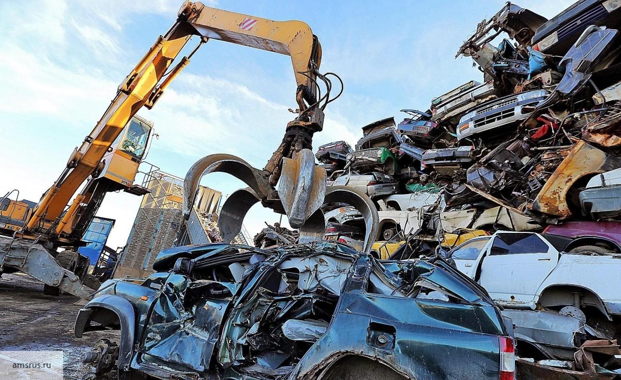 В Подмосковье за 2018 год на переработку сдали более 500 тонн техники