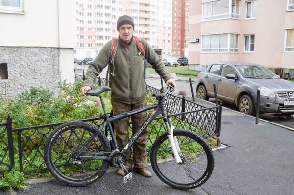 «Крути, Форрест, крути». Как велосипедист с Урала за 5 дней покорил Казань