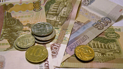 Реальные доходы россиян в апреле снизились на 7,1%