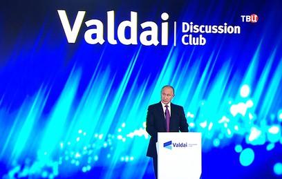 Путин призвал страны не имитировать борьбу с терроризмом