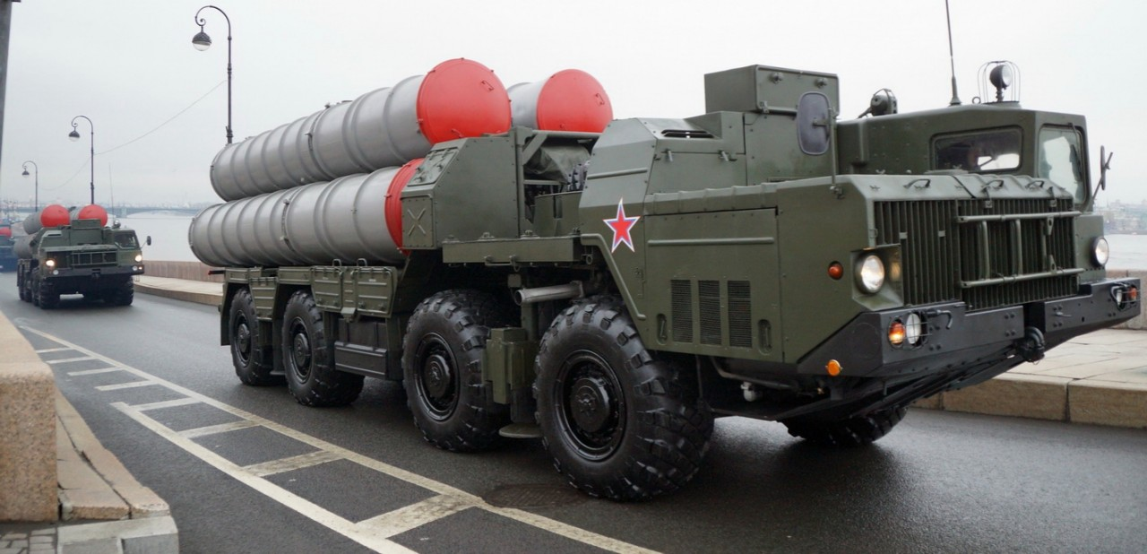 Украина отдает Израилю и США советские ЗРК С-300