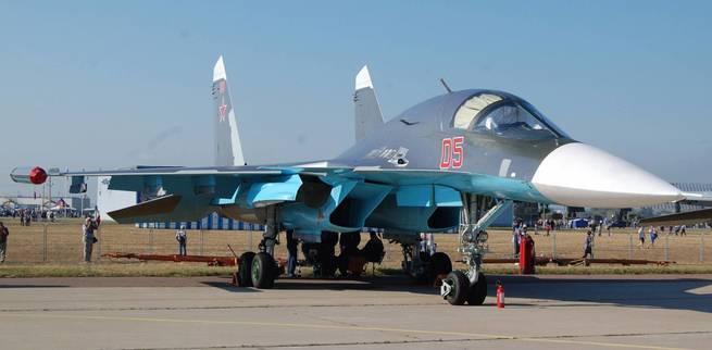СУ-34 пресекли очередную провокацию израильских F-16 и заставили их вернуться в Израиль