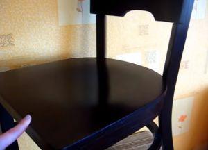 Чехлы на стулья своими руками2