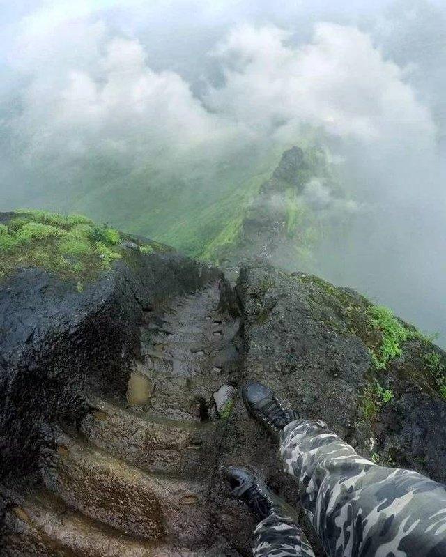 Фотографии для тех, кто не боится высоты