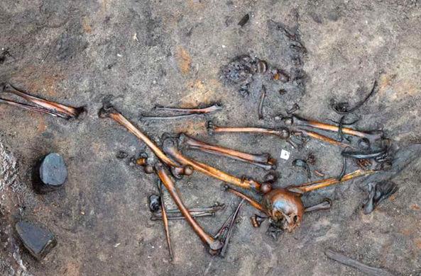 Датские находки проливают свет на погребальные ритуалы предков викингов