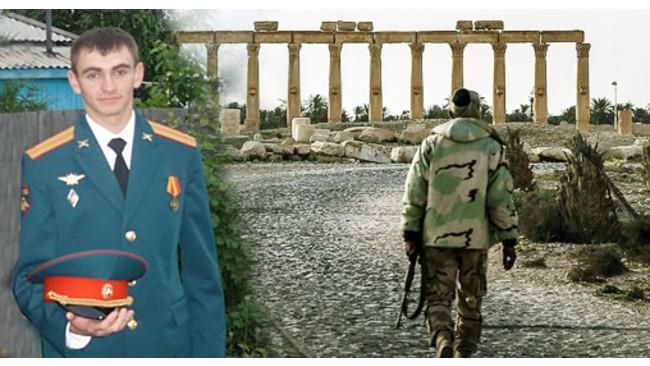Именем погибшего в Сирии спецназовца Александра Прохоренко назовут улицу в Оренбурге