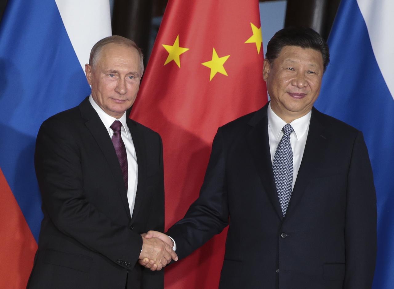 Крадущийся дракон в поиске альтернатив. Что укрепляет дружбу Китая и России