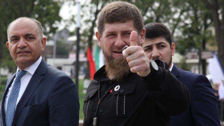 Кадыров поздравил Нурсултана…