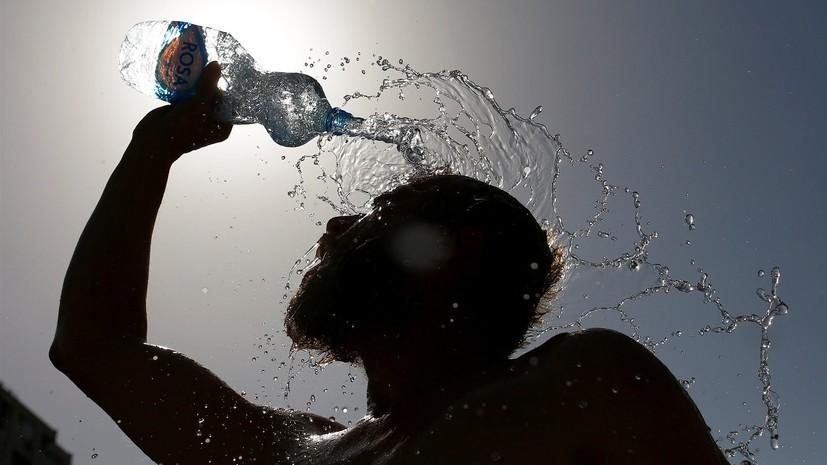 Главный санитарный врач назвала жару одной из главных проблем Роспотребнадзора в этом году
