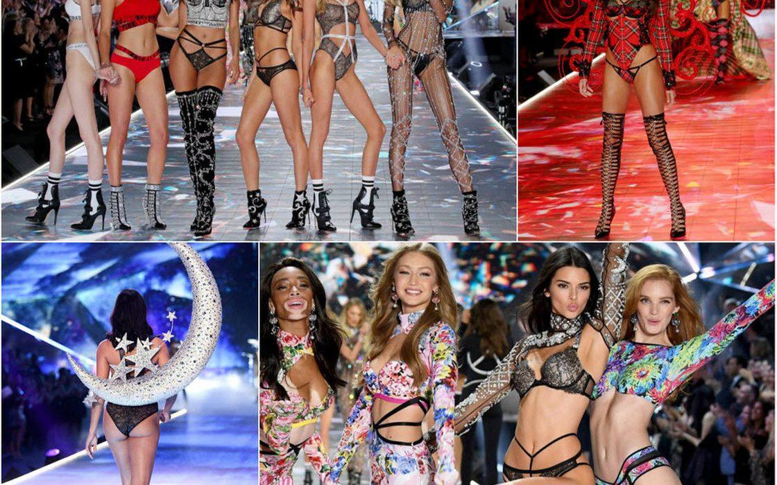 Шоу Victoria's Secret в Нью-Йорке
