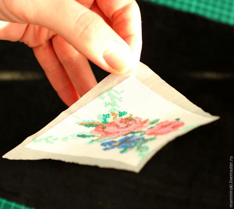 Делаем аппликацию при помощи бумаги для выпечки - восхитительный лайфхак!