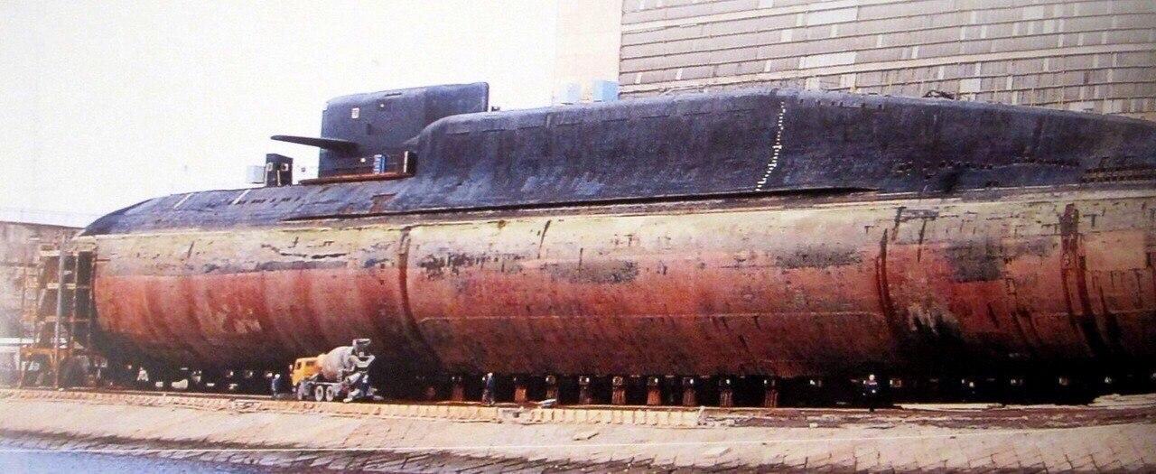 хлоркалиевый, подводная лодка верхотурье габаритные размеры наши