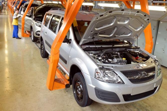 LADA Largus получил новый двигатель российского производства