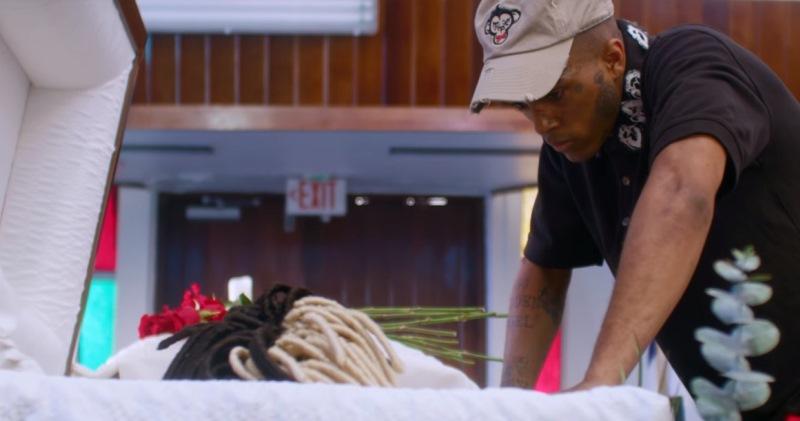 Как знал: опубликован посмертный клип XXXTentacion, где убитый 10 дней назад рэпер восстает из гроба