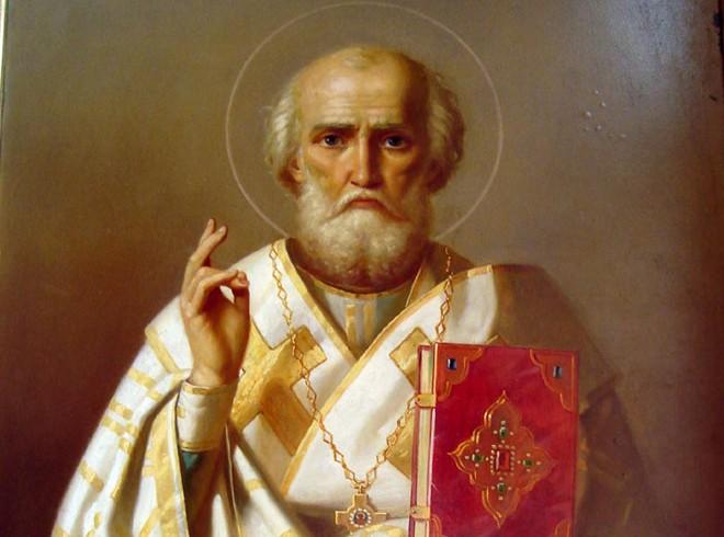 22 мая день Скорого помощника Святителя Николая.