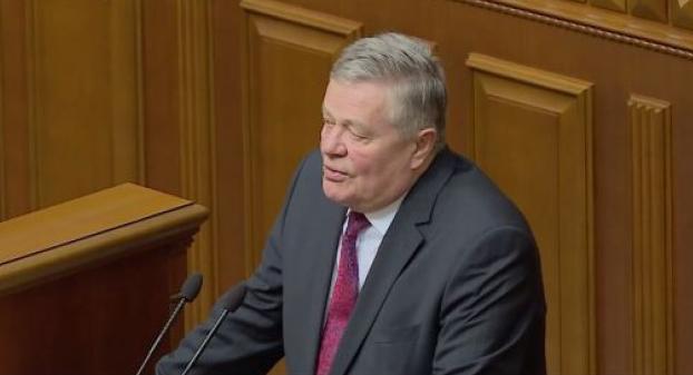 Депутат Верховной Рады Нимченко поплатился за выступление на русском языке