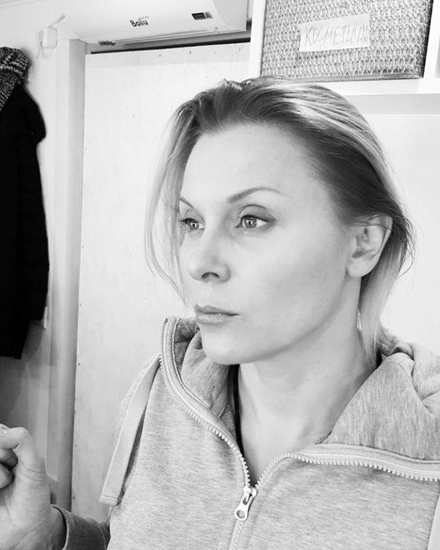 Яна Троянова настраивается п…