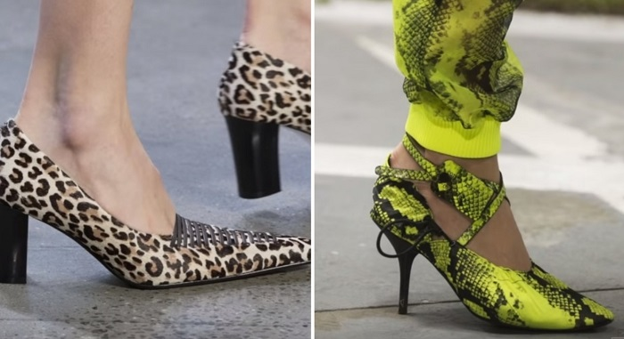 модная обувь 35 размера