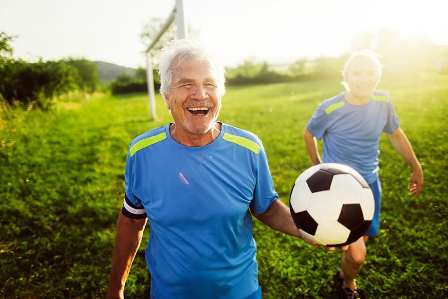 Как выглядит пенсия футболиста?