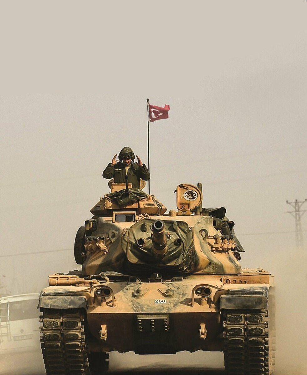 Турция ввела войска в Идлиб