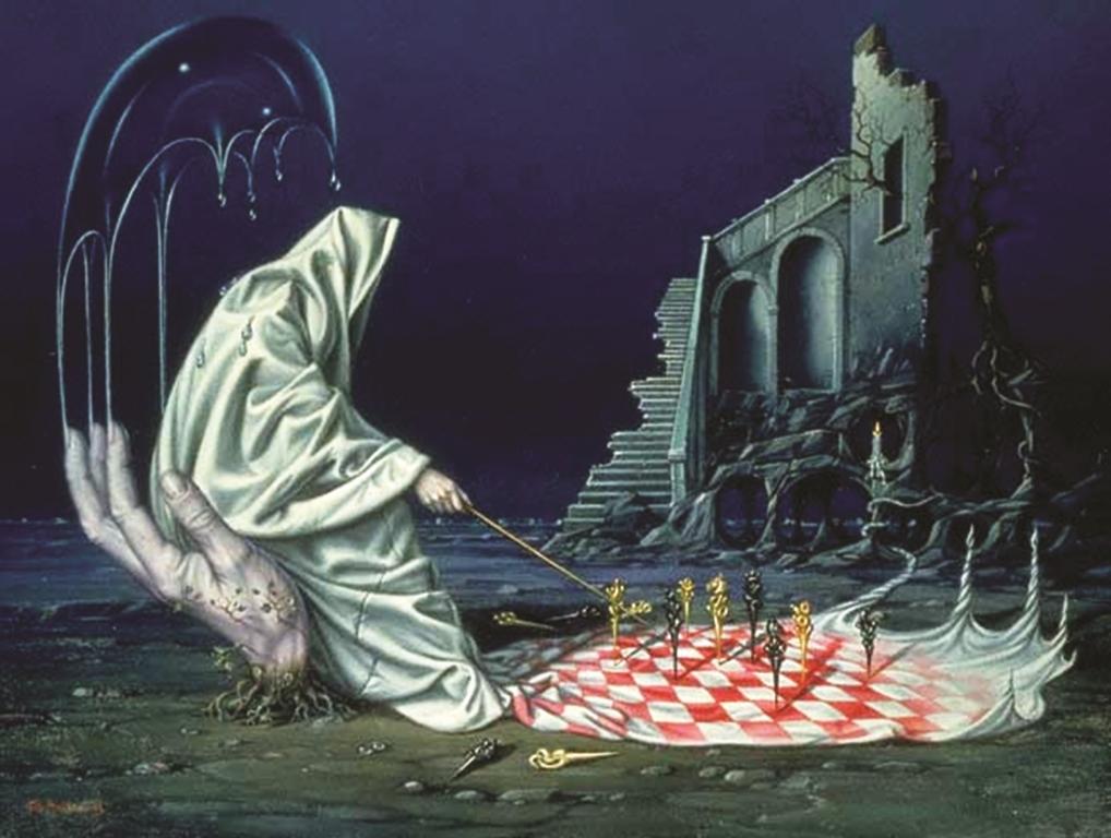 Матрица судьбы: 6 колоссальных иллюзий, управляющих человечеством