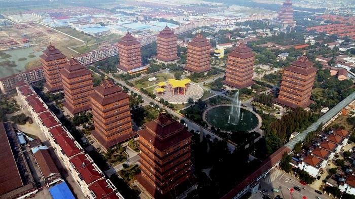 Хуаси – китайская деревня миллионеров