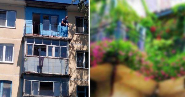 С помощью этих идей даже самый унылый балкон будет выглядеть прелестным. Лепота