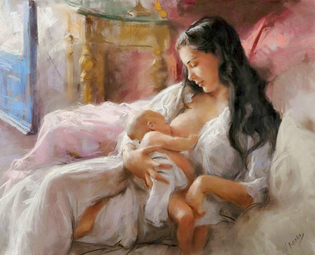 Женщина – тайна небес, ни одним знатоком не разгадана...