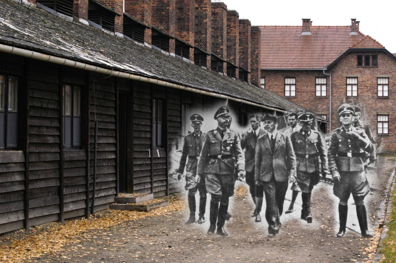 Игра про польские лагеря смерти