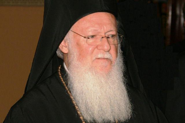 В РПЦ назвали Константинопольского патриарха раскольником