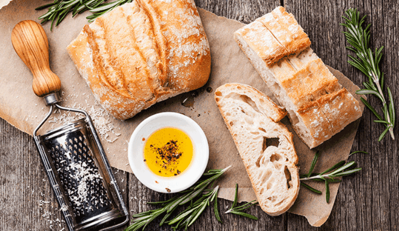 Всё о выпечкe хлеба хлеб батоны багеты чиабатта
