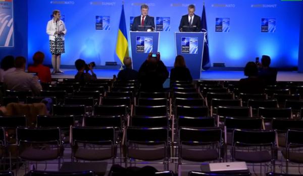 Здесь был Петя! Саммиты Украина – ЕС и НАТО