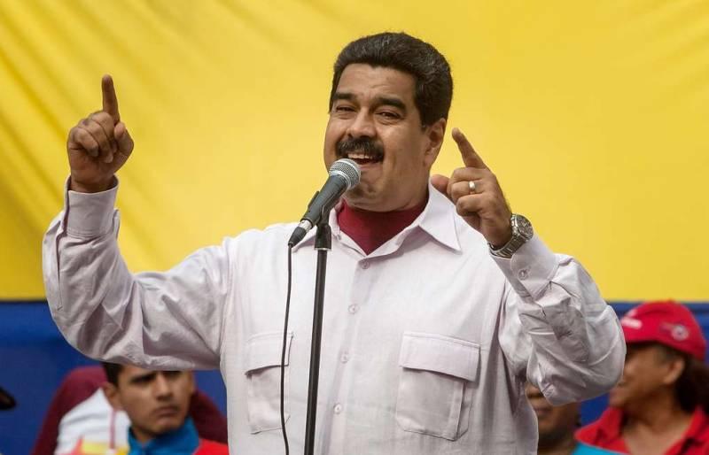 Мадуро пригрозил США невосполнимыми потерями в случае интервенции