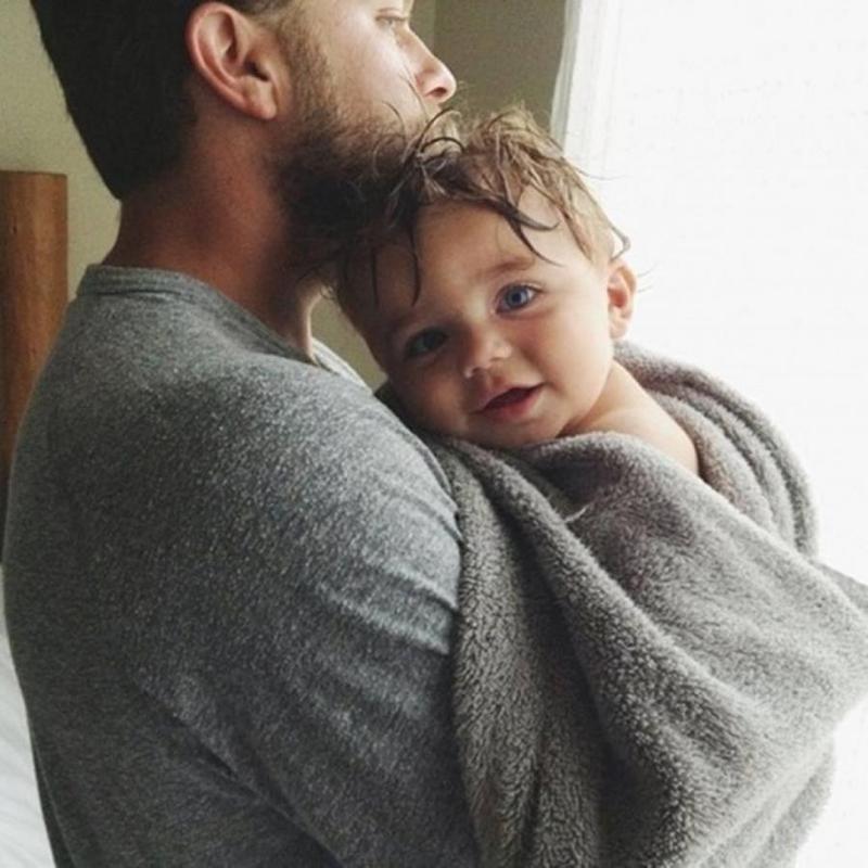 Молодой отец: третий не лишний