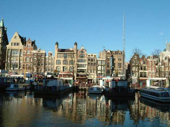 высокоразвитые страны Нидерланды