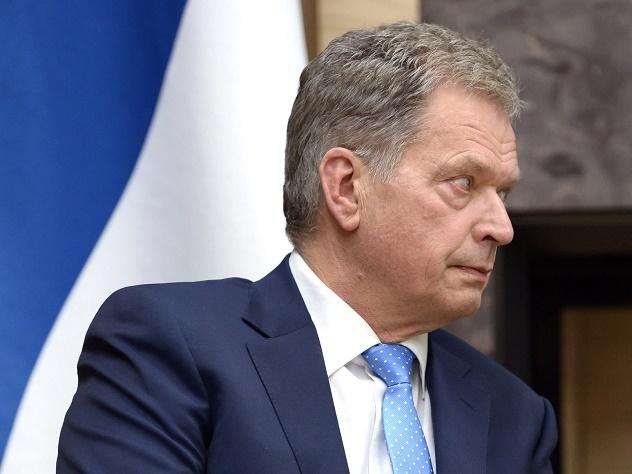 Финский президент назвал отношения с Россией хорошими