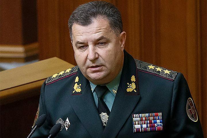 Министр обороны Украины слетал в США за «полным взаимопониманием»