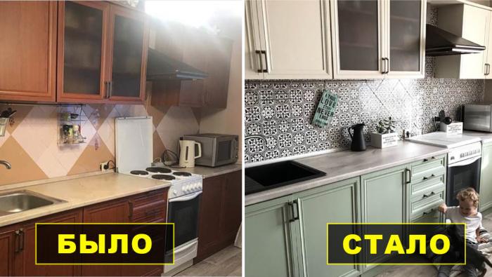 10 подсказок, как обновить интерьер кухни, потратив меньше 100 «зелёных»