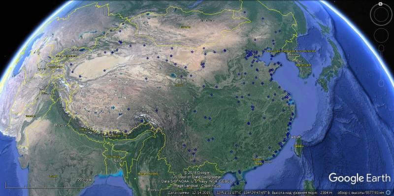 Совершенствование системы ПВО КНР на фоне стратегического соперничества с США (ч. 1)