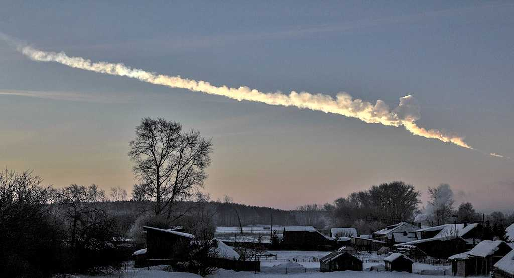 Астероиды - угроза из космоса