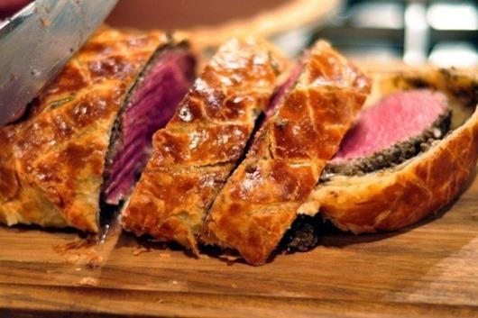 Как готовить говядину «Веллингтон»