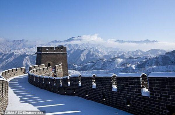Великая Китайская стена стал…