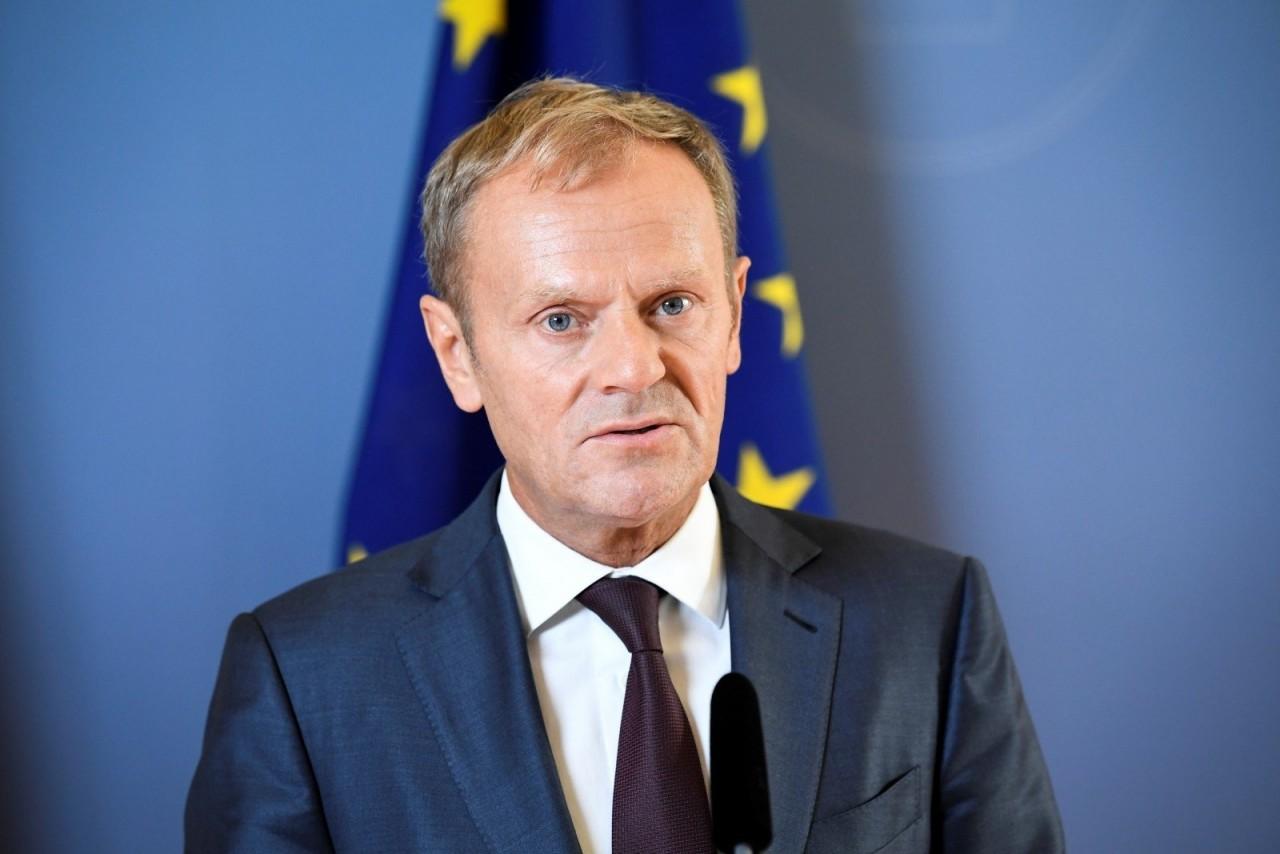 Туск: ЕС необходимо готовиться к сценарию брексита без соглашения