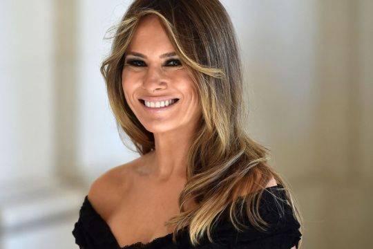 Голая Мелания Трамп засветилась в клипе темнокожего рэпера