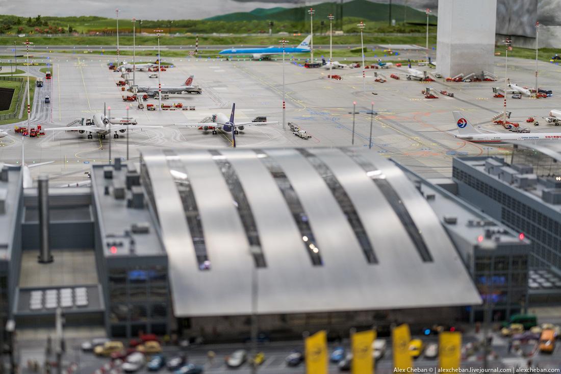 Игрушечный аэропорт за 4,8 миллиона долларов
